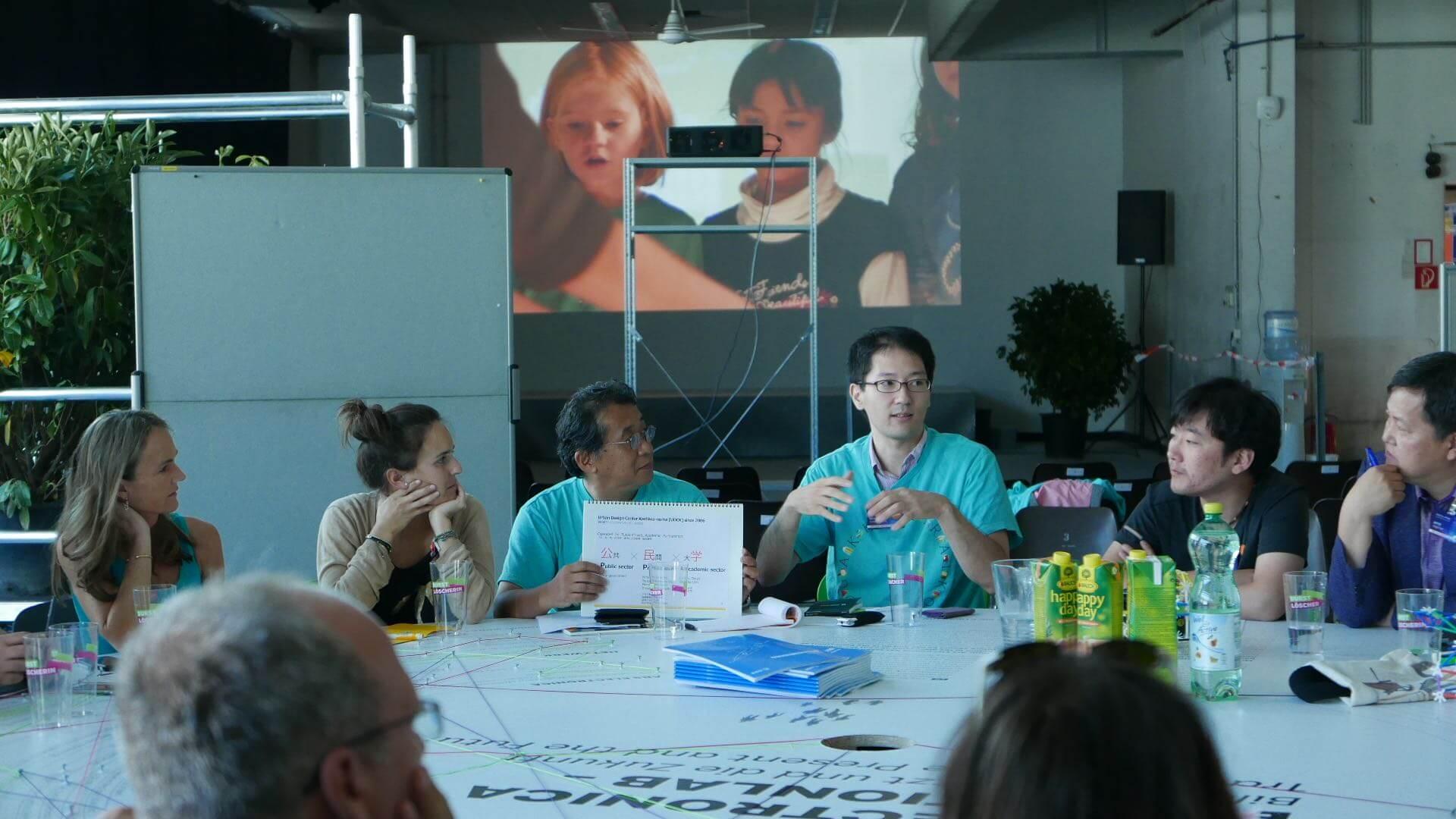 image of yohei yasutake at ARS Electronica