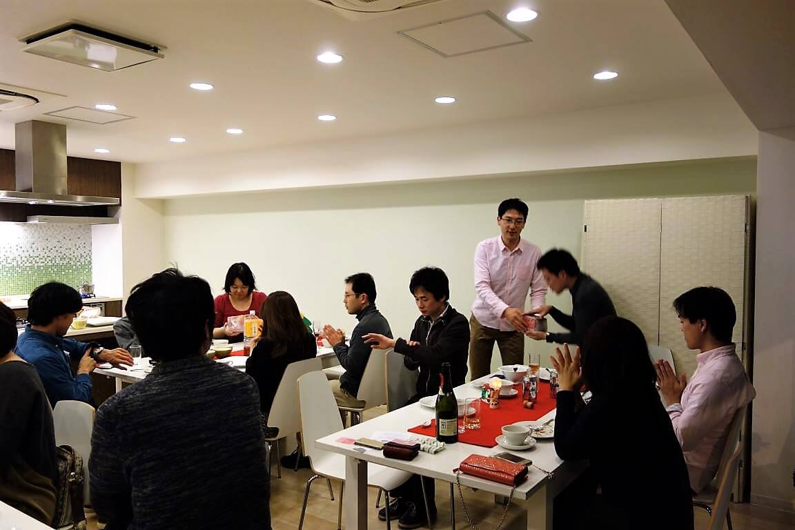 image of yohei yasutake at Cookinglish